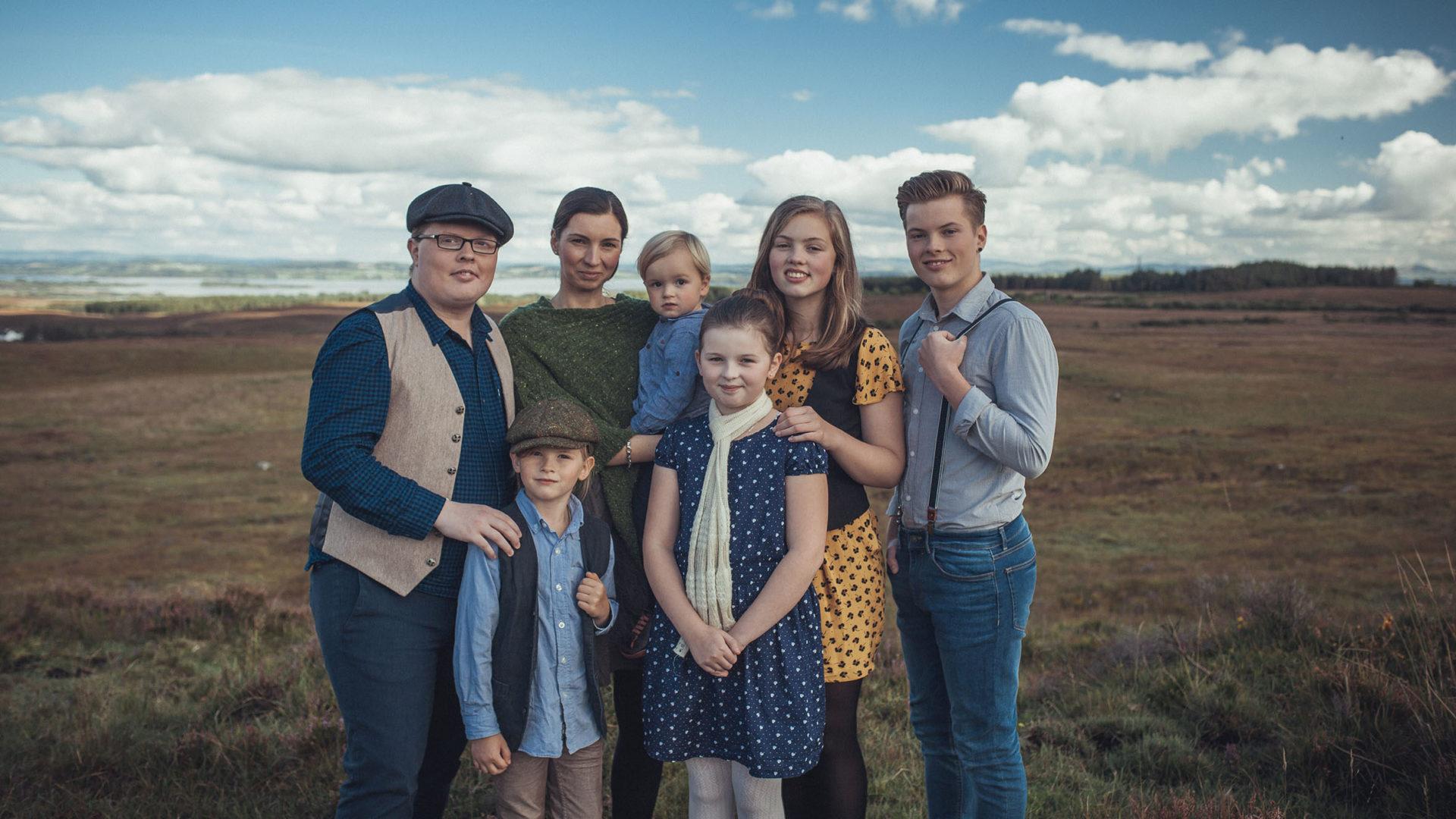 Rheinischer Kultursommer Angelo Kelly & Family beim FANTASTIVAL 2019 Dinslaken ©Chris Bucanac
