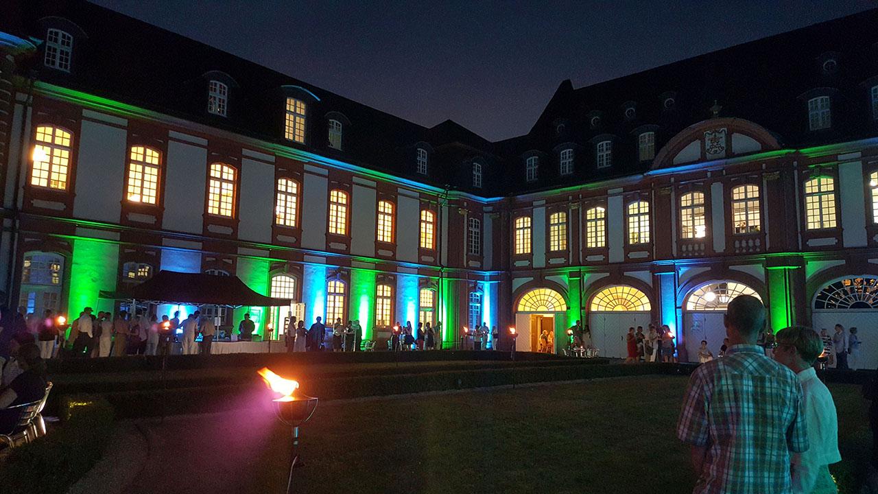Rheinischer Kultursommer, Classic Nights, Abtei Brauweiler, © David Kotkowski