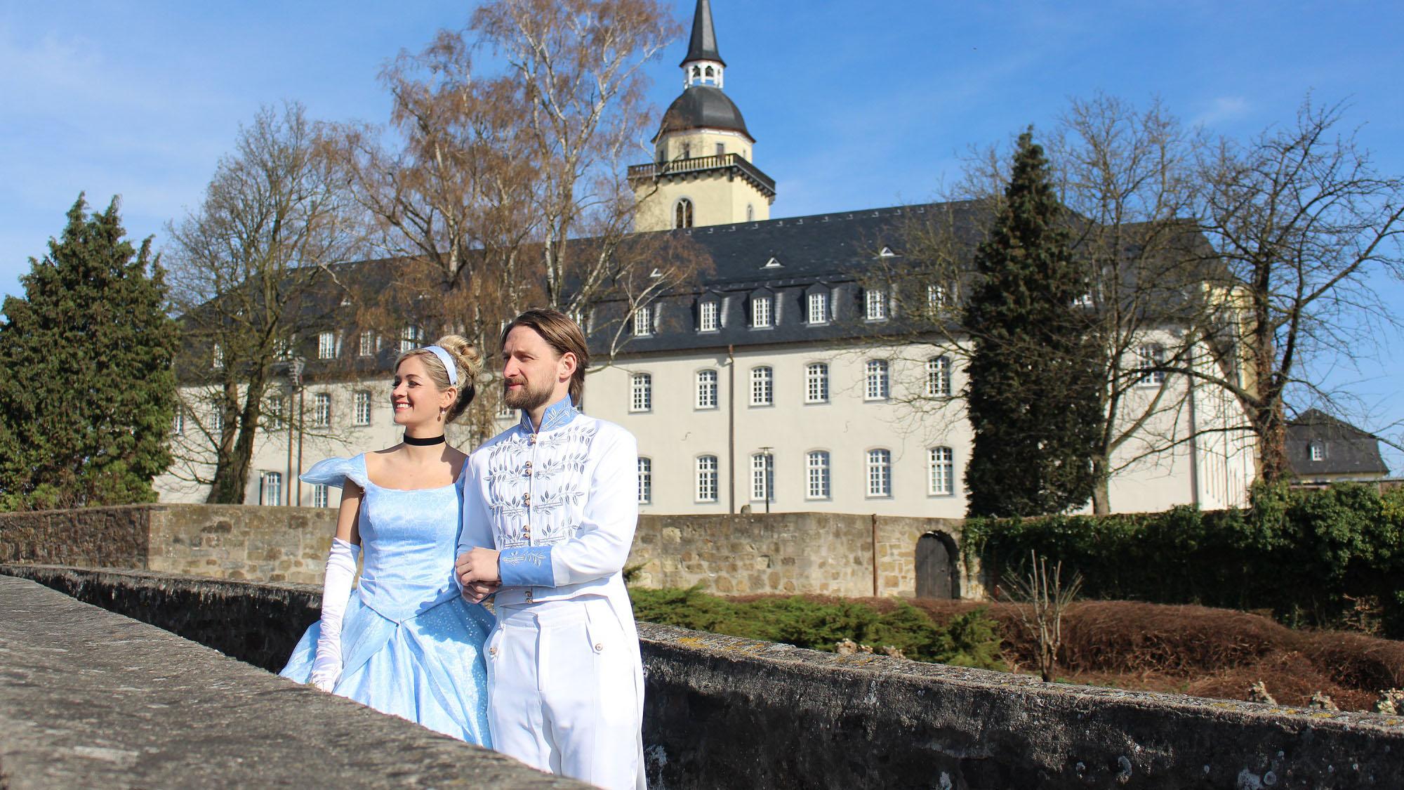 Rheinischer Kultursommer Märchenhaftes Siegburg
