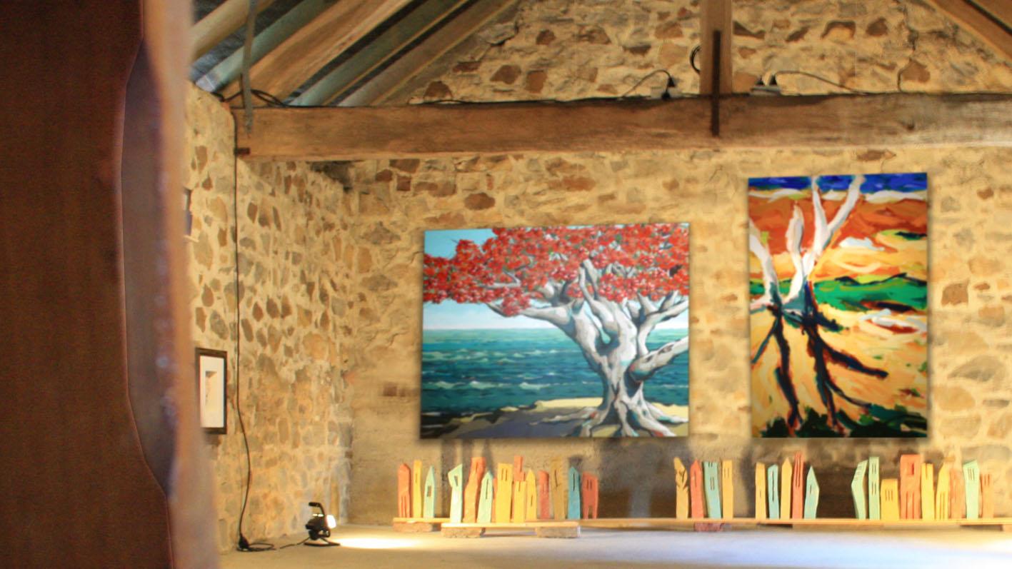 Auf zur Kunst Kunstroute Weser-Göhl_Copyright Britta Schoenen