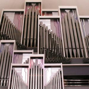 Rheinischer Kultursommer, Sommerliche Orgelkonzerte, Neanderlandkirche, © Düsseldorf-Mitte