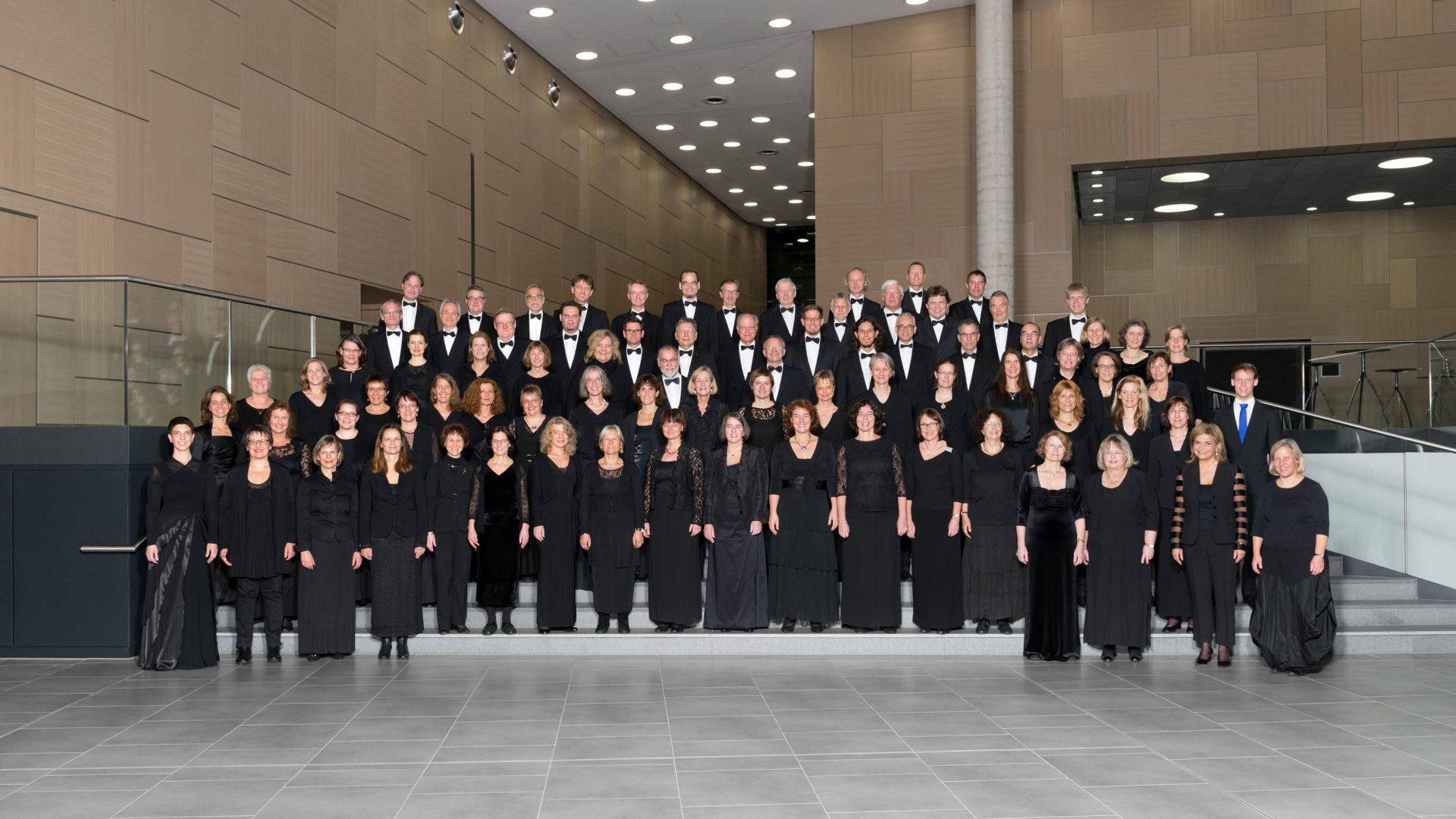 Rheinischer Kultursommer, Philharmonischer Chor der Stadt Bonn, © Susanne Fern
