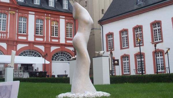 Rheinischer Kultursommer, KunstTage Rhein-Erft, Abtei Brauweiler, Pulheim, © Jenny von G. Müller