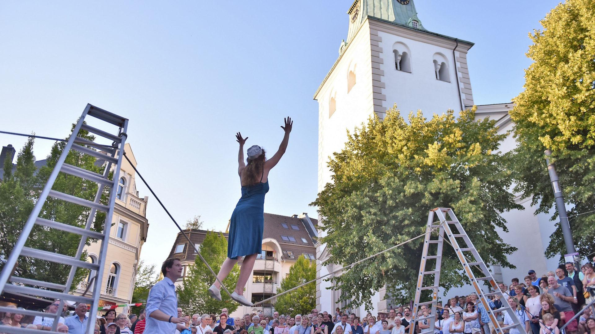 Rheinischer Kultursommer - Walder Theatertage