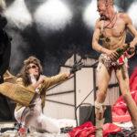 Rheinischer Kultursommer, düsseldorf festival!, Eins Zwei Drei, © Augustin Rebetez