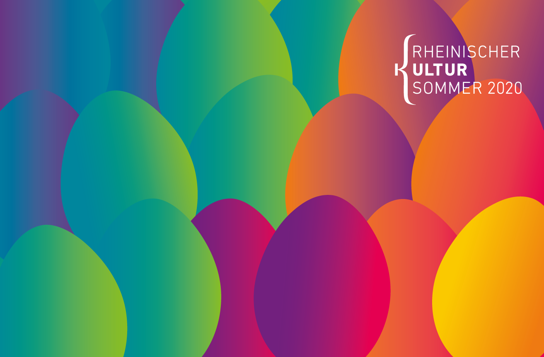 Rheinischer Kultursommer wünscht frohe Ostern!