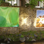 """Rheinischer Kultursommer - OpenAirGalerie 2020 """"Wurzeln und Flügel"""" - Waltraud Stening"""